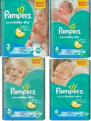 ОПТом P&G,  Pampers, Nestle,  Orbit,  Wrigley,  NAN, Nestogen,